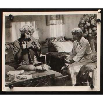 CERTAINS L'AIMENT CHAUD Photo de presse 3 20x25 - 1959 - Marilyn Monroe, Billy Wilder