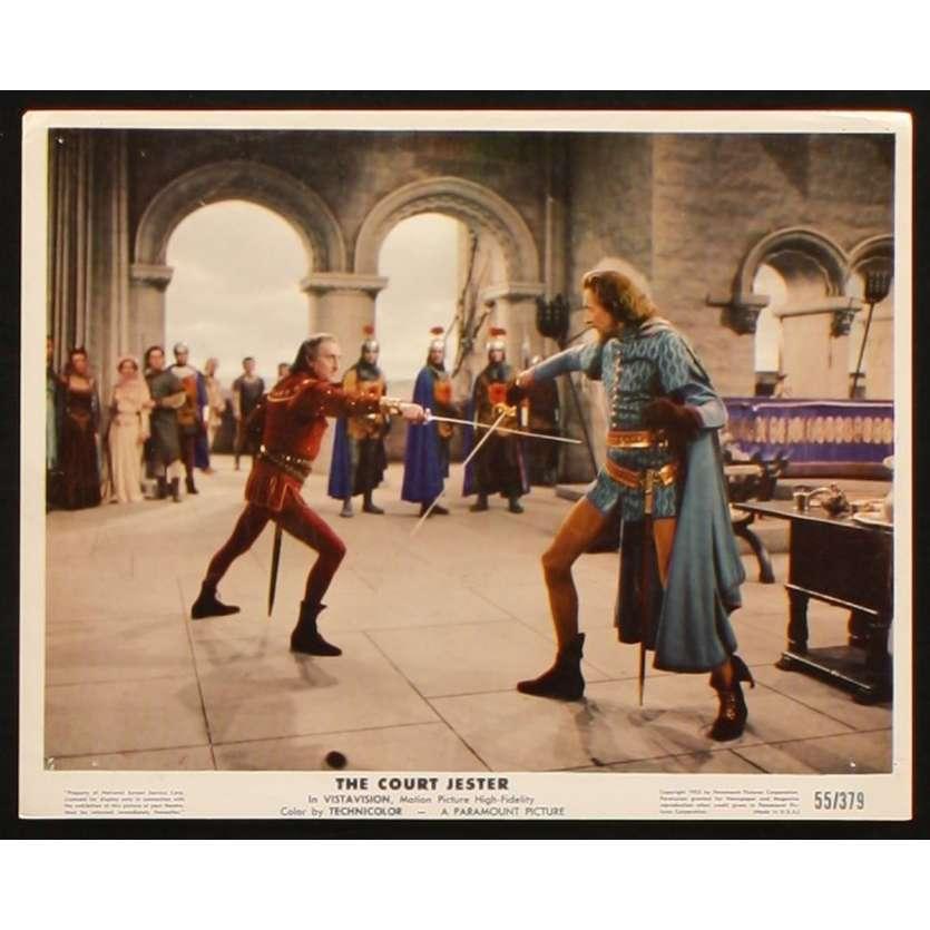 LE BOUFFON DU ROI Photo de film 2 20x25 - 1955 - Danny Kaye, Melvin Franck
