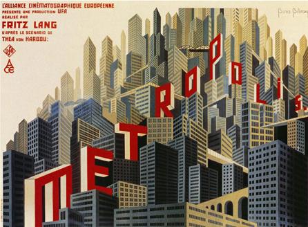 Metropolis de Boris Bilinsky