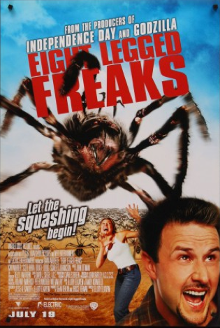 Affiche de film Arac Attack