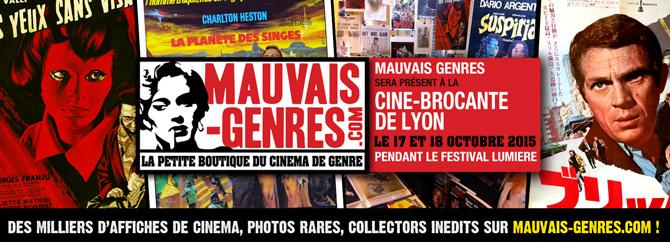 CINE BROCANTE DE LYON 2015