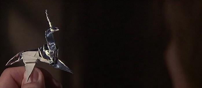 Blade Runner Unicorn Origami Video