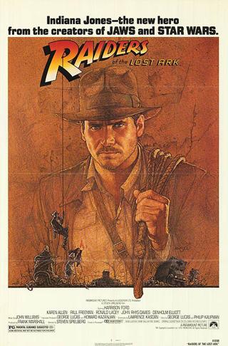 Les aventuriers de l'arche perdue (US-1981)
