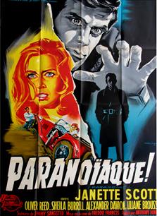 Paranoiaque de Constantin Belinsky