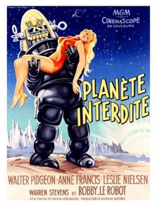 Planete Interdite de Roger Soubie
