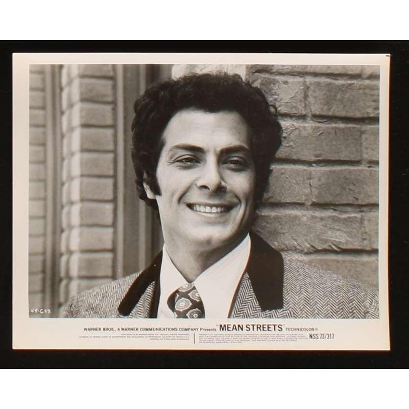 MEAN STREETS Photo de film N8 20x25 - 1973 - Robert De Niro, Martin Scorsese