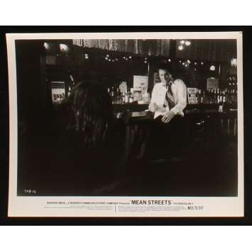 MEAN STREETS US Movie Still 7 8x10 - 1973 - Martin Scorcese, Robert De Niro