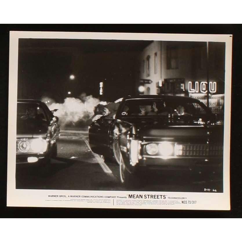 MEAN STREETS Photo de film 6 20x25 - 1973 - Robert De Niro, Martin Scorcese