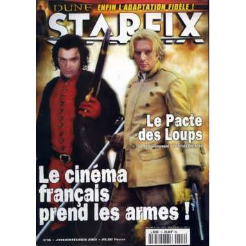 STARFIX Nlle Gen. N°16 Magazine - 2001 - Pacte des loups