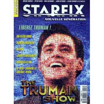 STARFIX Nlle Gen. N°3 Magazine - 1998 - Truman Show