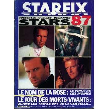 STARFIX N°43 Magazine - 1987 - Le Jour des Morts Vivants