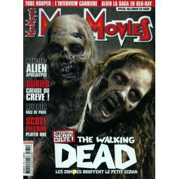 MAD MOVIES N°235 Magazine - 2010 - Walking Dead