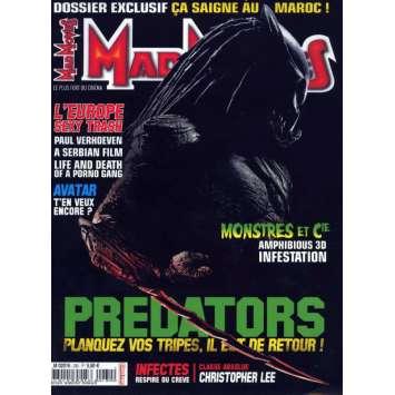 MAD MOVIES N°230 Magazine - 2010 - Predators