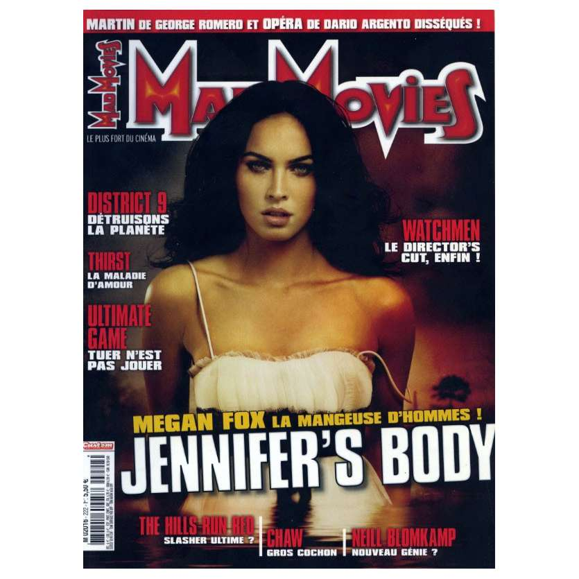 MAD MOVIES N°222 Magazine - 2009 - Jennifer's Body