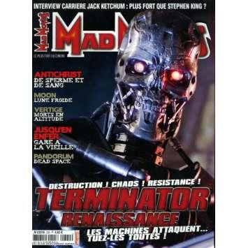 MAD MOVIES N°220 Magazine - 2009 - Terminator Renaissance