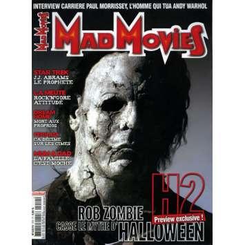 MAD MOVIES N°219 Magazine - 2009 - Halloween 2