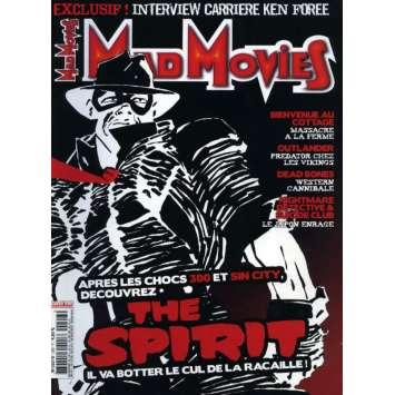 MAD MOVIES N°208 Magazine - 2008 - The Spirit
