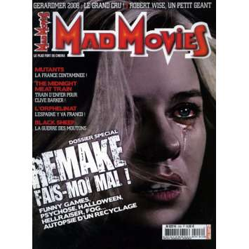 MAD MOVIES N°206 Magazine - 2008 - Funny Games