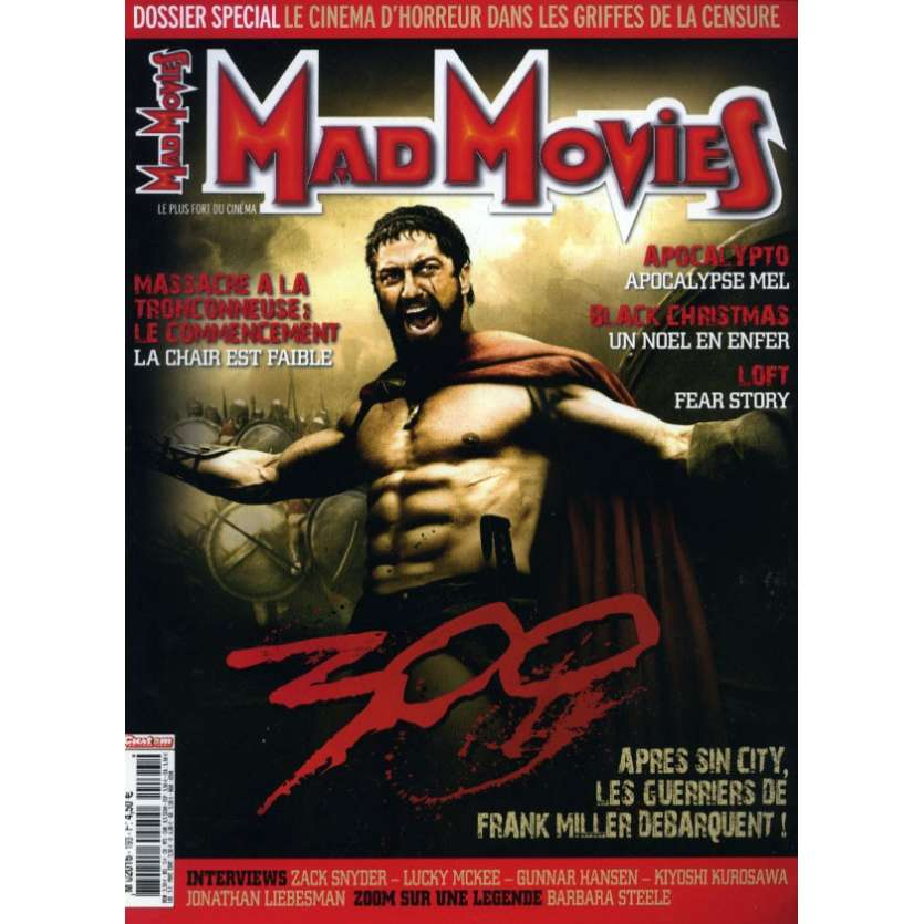 MAD MOVIES N°193 Magazine - 2007 - 300