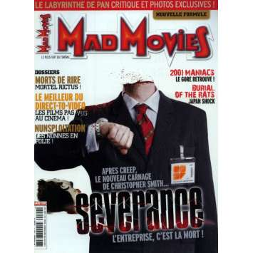 MAD MOVIES N°190 Magazine - 2006 - Severance