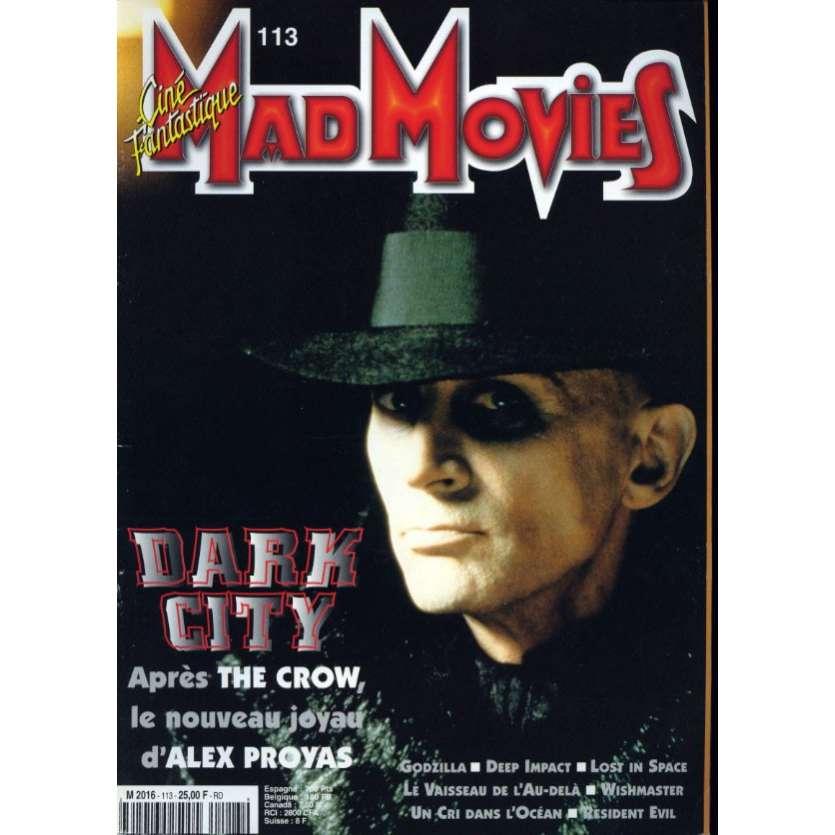 MAD MOVIES N°113 Magazine - 1997 - Dark City