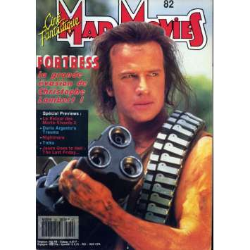 MAD MOVIES N°82 Magazine - 1993 - Fortress