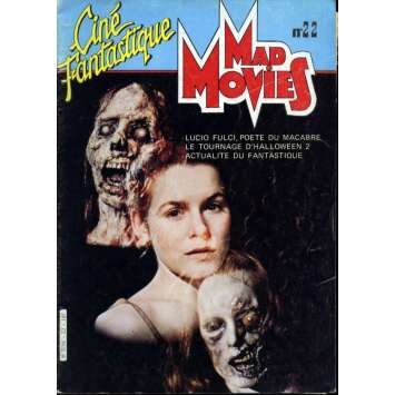 MAD MOVIES N°22 Magazine - 1982 - Lucio Fulci