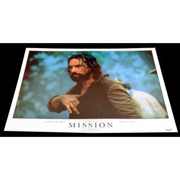 MISSION Photo Luxe 11 30x40 - 1986 - Robert de Niro, Roland Joffé