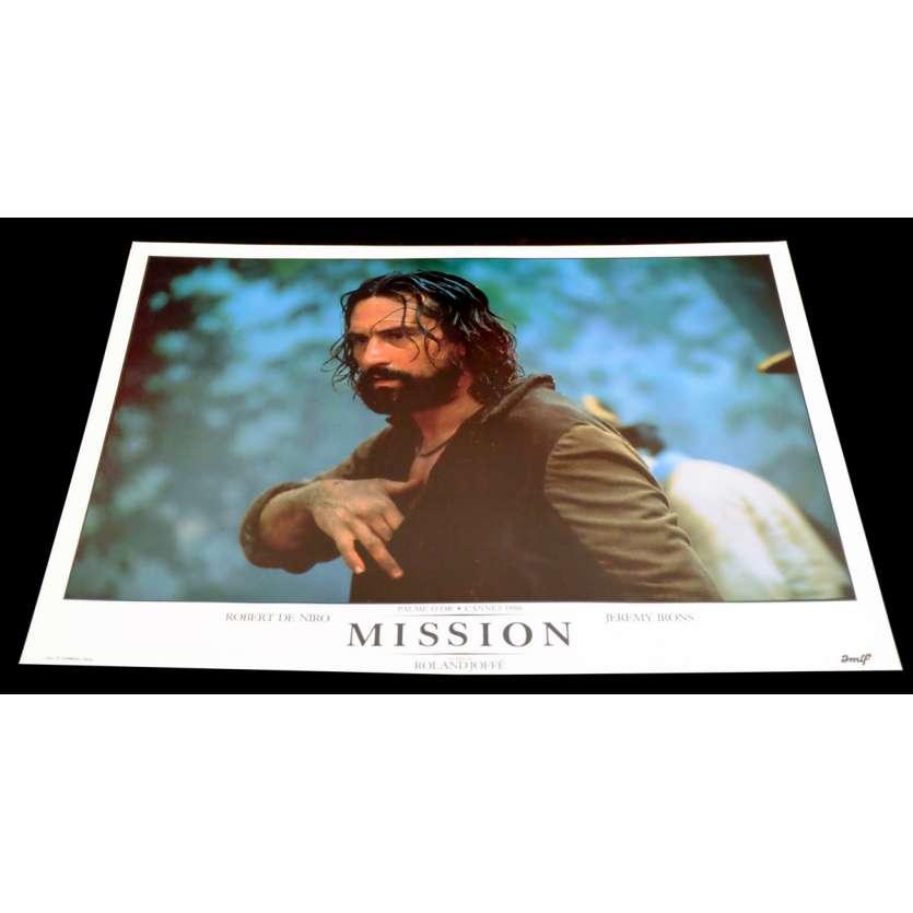 MISSION Photo Luxe 11 30x40 - 1986 - Robert de Niro, Roland Joffé