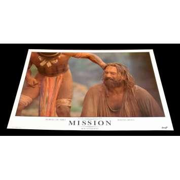 MISSION French DeLuxe Lobby Card 12 11x15 - 1986 - Roland Joffé, Robert de Niro