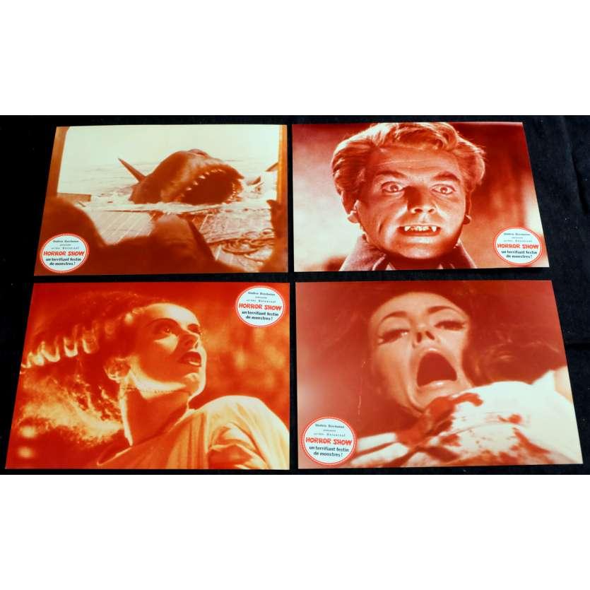 HORROR SHOW Affiche de film 21x30 - 1981 - ,