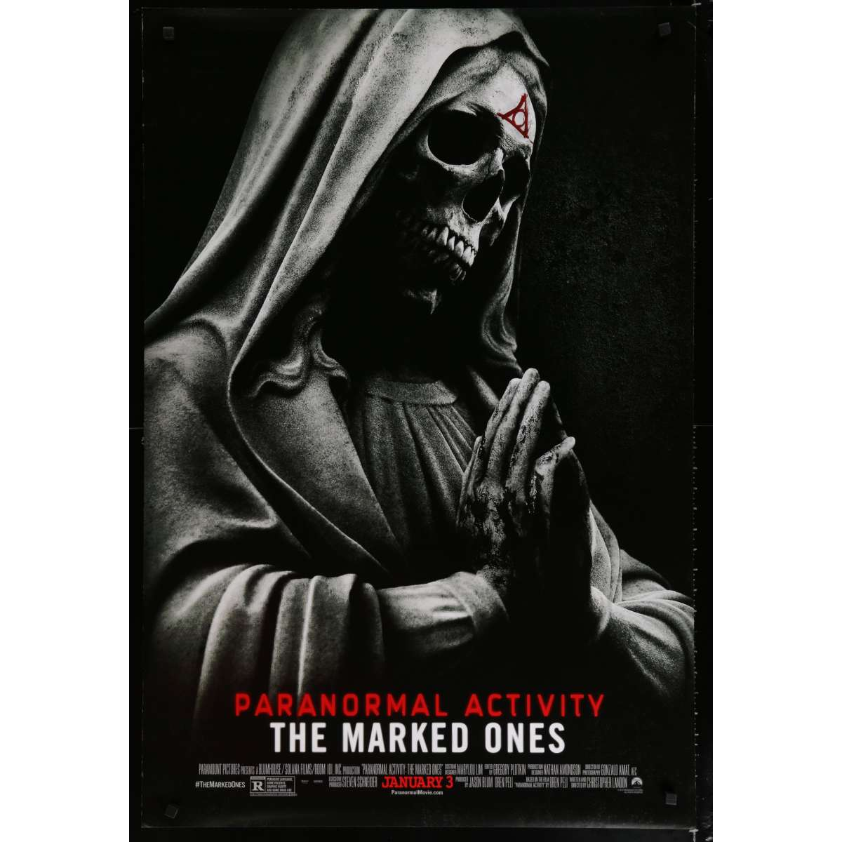Paranormal Activity: The Marked Ones - Wikipedia |Paranormal Activity The Marked Ones 2014