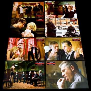 EASTERN PROMISES French Lobby Cards Set X8 9x12 - 2007 - David Cronenberg, Viggo Mortensen