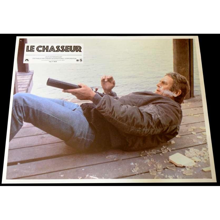 LE CHASSEUR Photo de film 4 21x30 - 1980 - Steve McQueen, Buzz kulick