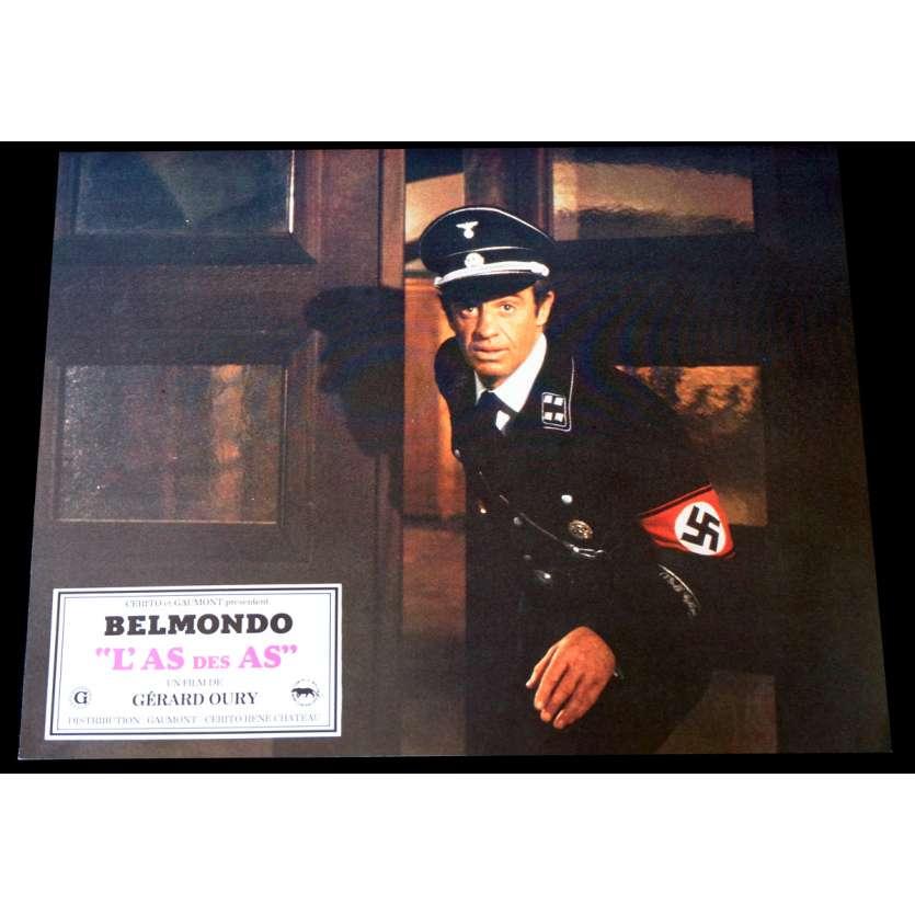 L'AS DES AS Photo de film 7 21x30 - 1982 - Jean-Paul Belmondo, Gérard Oury