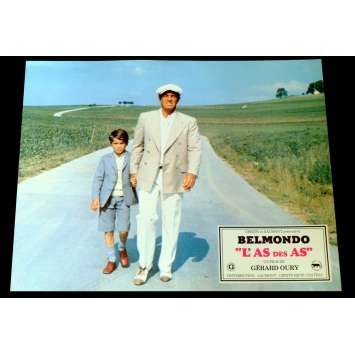 L'AS DES AS Photo de film 6 21x30 - 1982 - Jean-Paul Belmondo, Gérard Oury