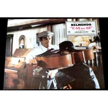 ACE OF ACES French Lobby Card 1 9x12 - 1982 - Gérard Oury, Jean-Paul Belmondo