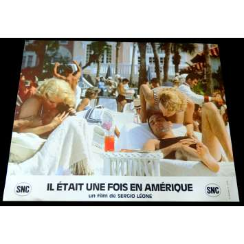 ONCE UPON A TIME IN AMERICA French Lobby Card 1 9x12 - 1984 - Sergio Leone, Robert de Niro