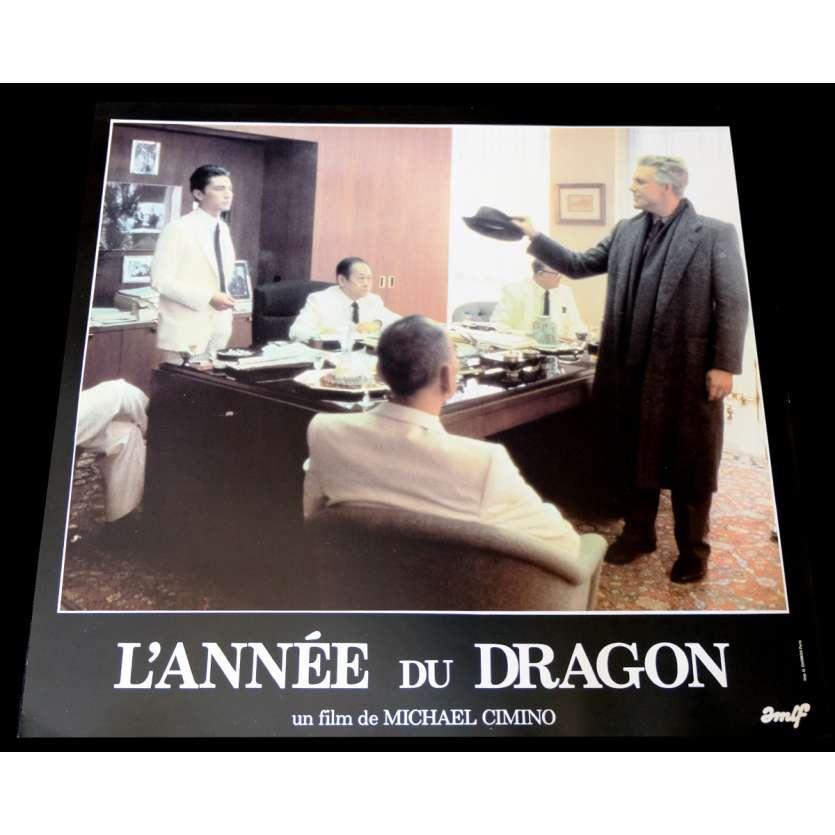 L'ANNEE DU DRAGON Photo de film 7 30x40 - 1985 - Mickey Rourke, Michael Cimino