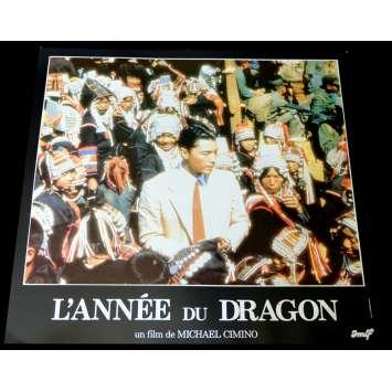 L'ANNEE DU DRAGON Photo de film 6 30x40 - 1985 - Mickey Rourke, Michael Cimino