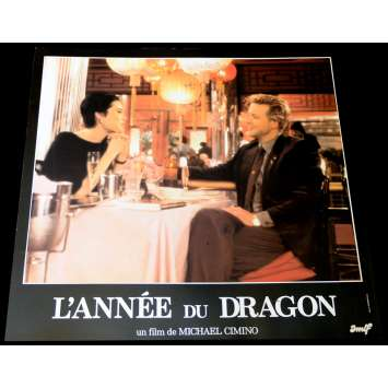 L'ANNEE DU DRAGON Photo de film 4 30x40 - 1985 - Mickey Rourke, Michael Cimino