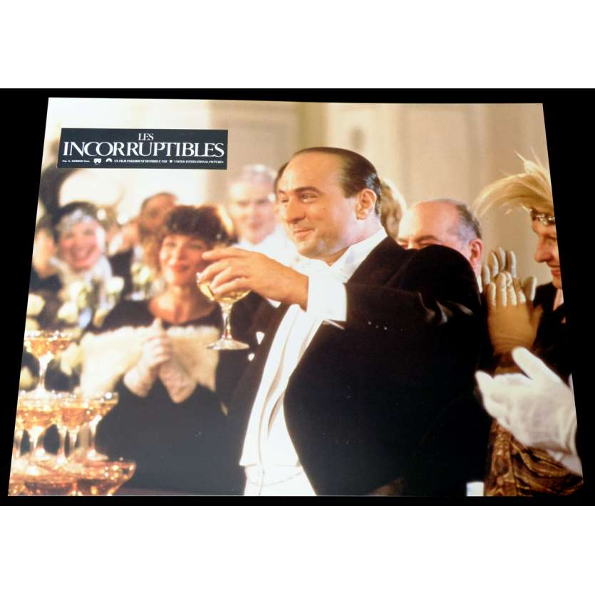 LES INCORRUPTIBLES Photo de film 3 21x30 - 1987 - Sean Connery, Brian de Palma