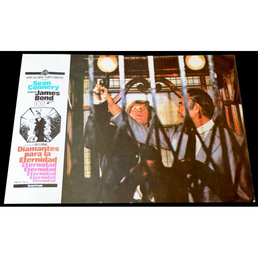 LES DIAMANTS SONT ETERNELS Photo de film 2 23x32 - 1971 - Sean Connery, James Bond