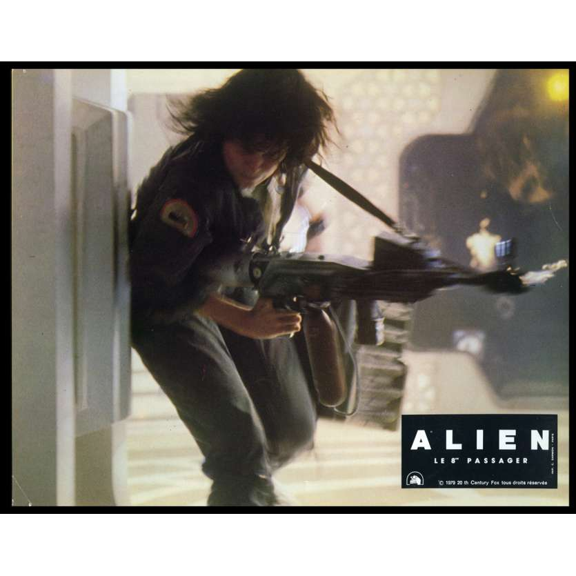ALIEN Photo de film 8 20x25 - 1979 - Sigourney Weaver, Ridley Scott