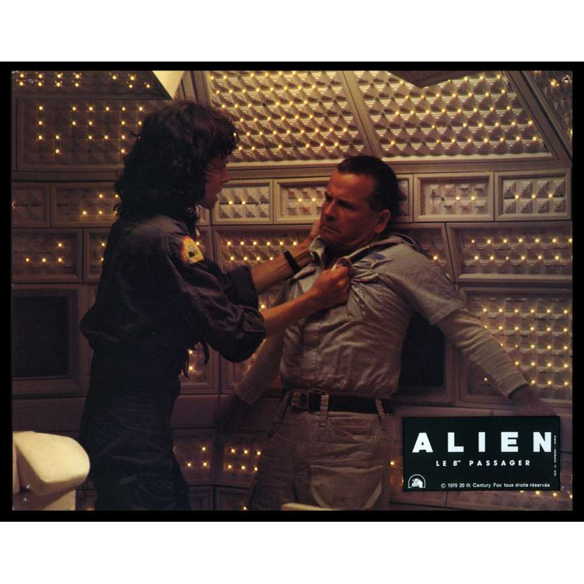 ALIEN Photo de film 5 20x25 - 1979 - Sigourney Weaver, Ridley Scott
