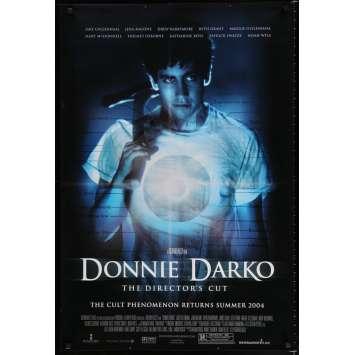 DONNIE DARKO US Movie Poster 29x41 - 2004 - Richard Kelly, Jake Gyllenhal