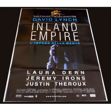 INLAND EMPIRE Italian Movie Poster 39x55 - 2006 - David Lynch, Laura Dern