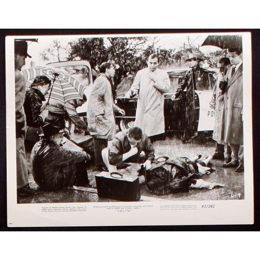 LOLITA Photo de film N2 20x25 - 1962 - James Mason, Stanley Kubrick