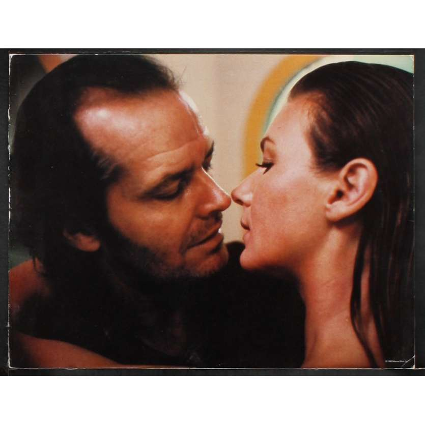 SHINING US Lobby Card 2 11x14 - 1980 - Stanley Kubrick, Jack Nicholson