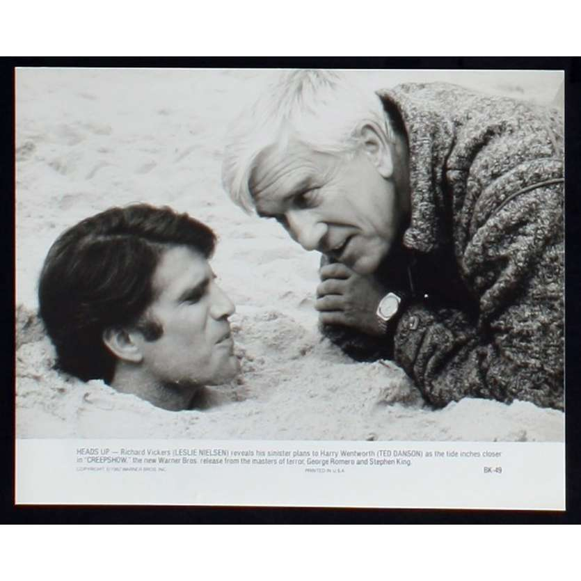 CREEPSHOW Photo de presse 7 20x25 - 1982 - Stephen King, George A. Romero